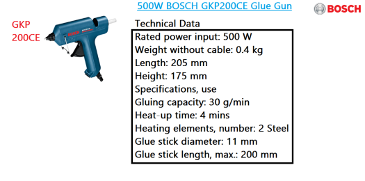 GKP 200CE glue gun BOSCH power tool.png
