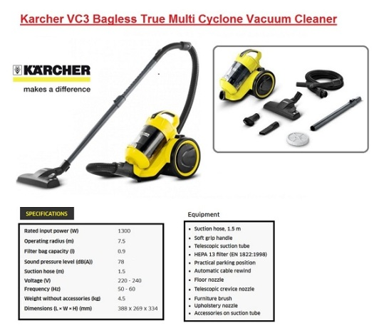 karcher-vc3-bagless-true-multi-cyclone-vacuum-cleaner