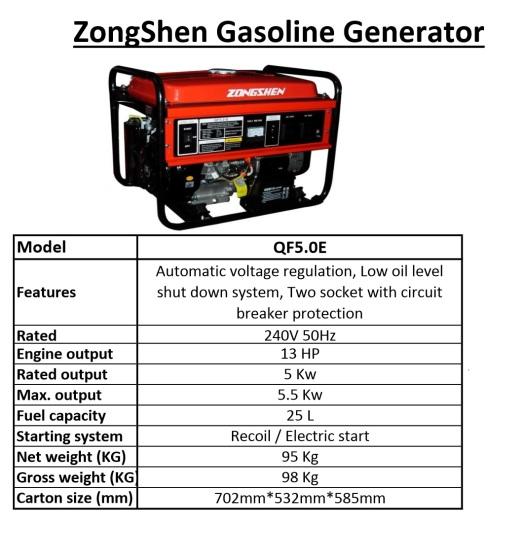 petrol-zongshen-generator-qf-5-0e